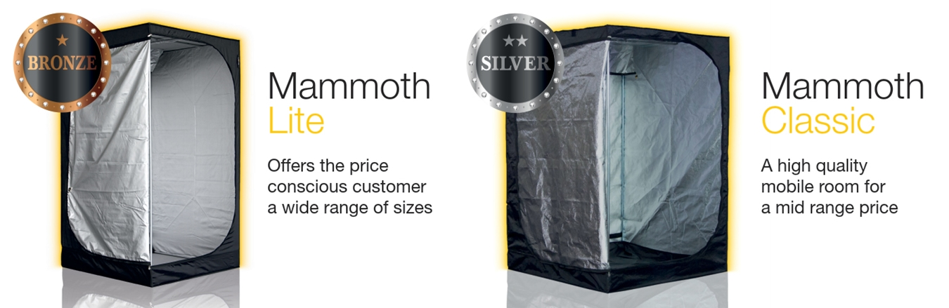 Mammoth Tents